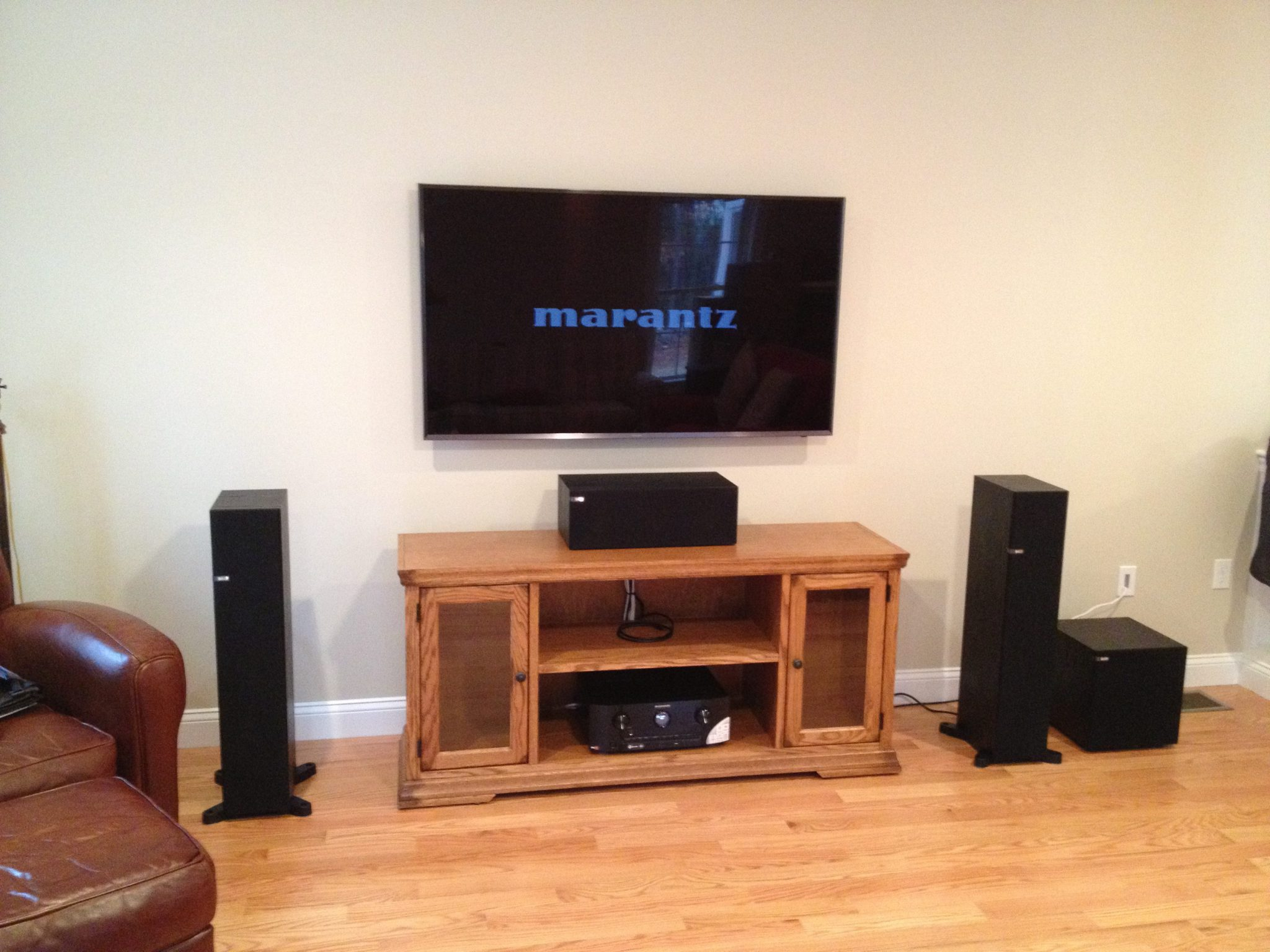 KEF Speaker Surround System