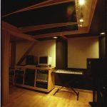 recording studio AV equipment