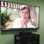Bedroom TV Upgrade
