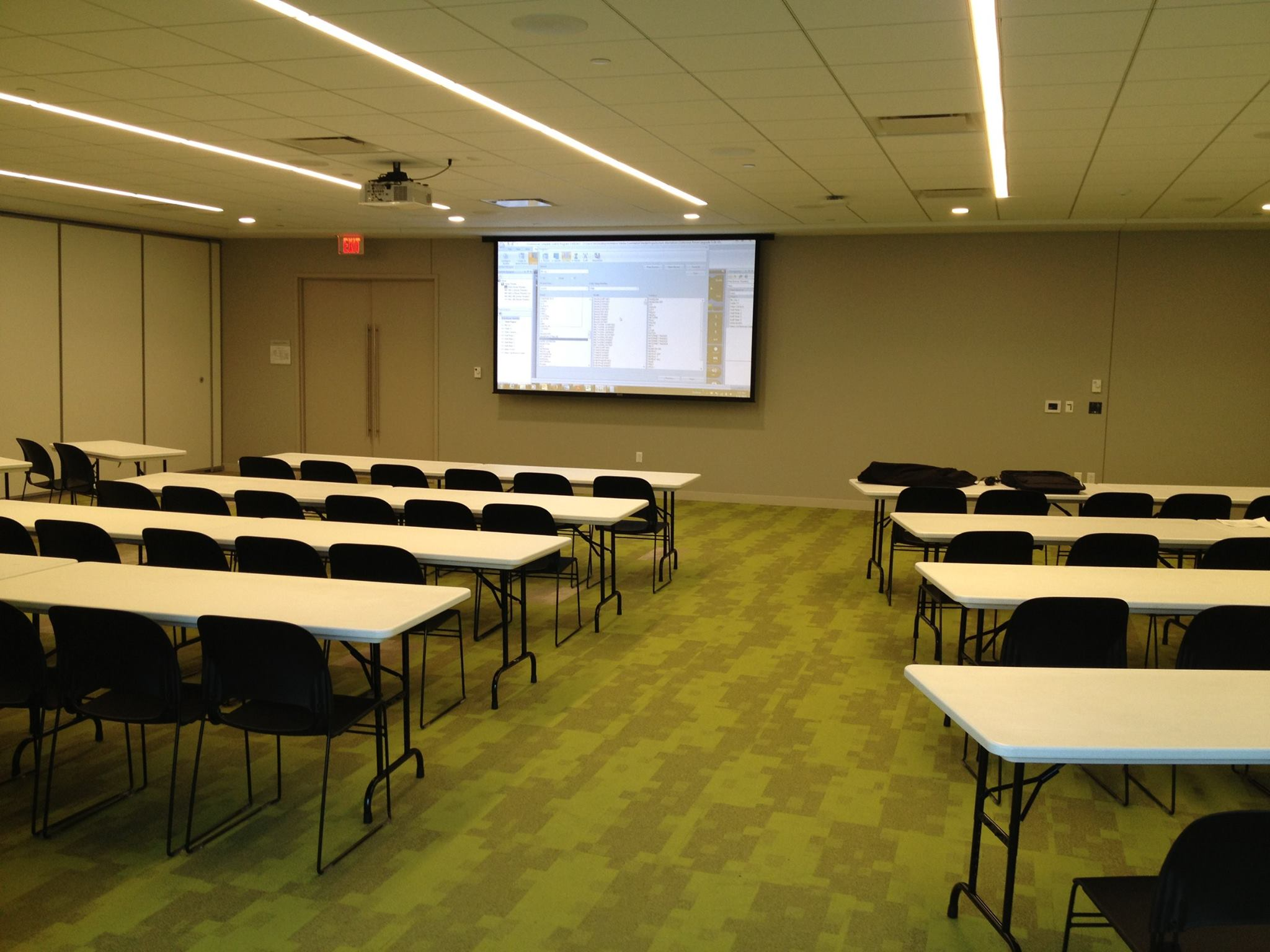 AV for 300 person conference center