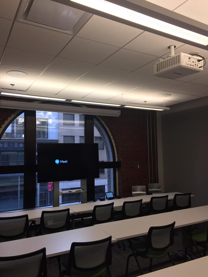 Boston company AV solution