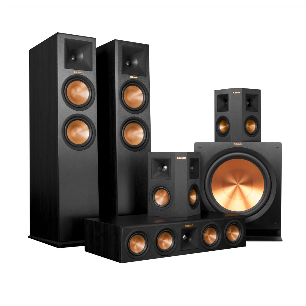 McMahon Media sells Klipsch Speakers